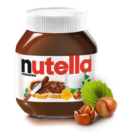 Nutella is a gianduja.