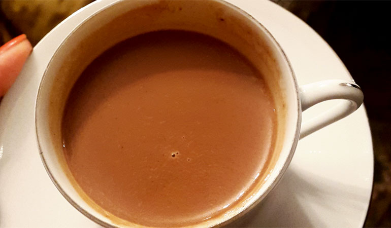 another drinking chocolate recipe