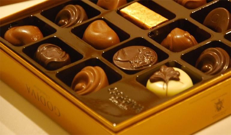 File:Godiva Chocolatier, Regent Street, London, 22 June