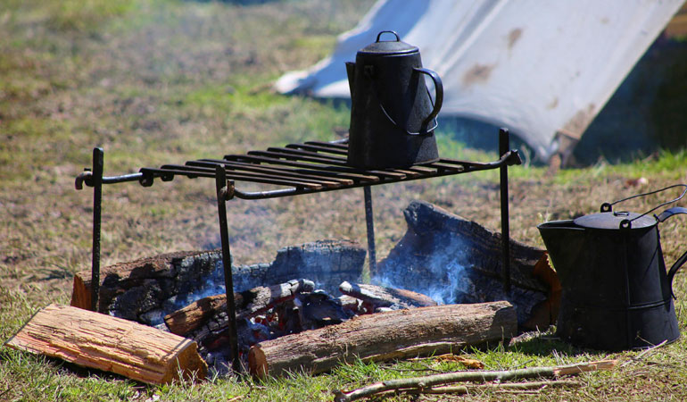 Camp Hot Chocolate