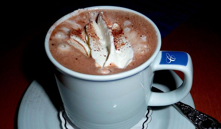 Basic Drinking Chocolate Recipe