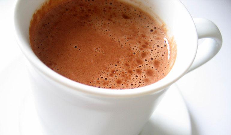 Basic Hot Chocolate Recipe