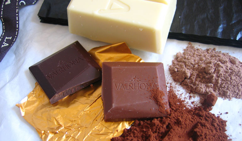 Types of Chocolate